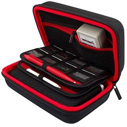TAKECASE New Nintendo 3DS XL and 2DS XL Carrying Case - Fits