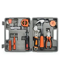 Tool Set / Box / Case Kit Hand Carry Repair Fix For Home Gar