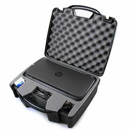 CASEMATIX TOUGH Printer Carry Case Custom Designed to fit HP