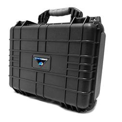 Tough and Secure Projector Hard Case by CASEMATIX - For VIEW