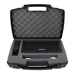 Casematix Travel Carry Case For Epson WorkForce WF-100 Wirel