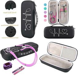 Bovke Travel Carrying Case For 3M Littmann Classic Iii Steth