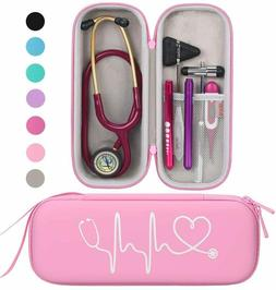 Travel Carrying Case for 3M Littmann Classic III Stethoscope