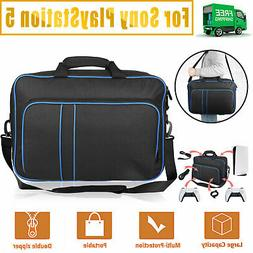 Travel Storage Carrying Case Pouch Shoulder Bag for PS5 Game