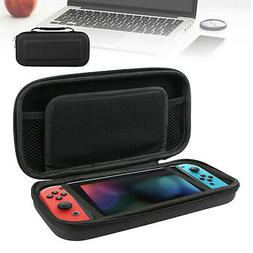 Travel  Zipper Bag Carrying Case With Handle For Nintendo Sw