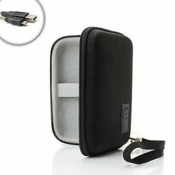 USA Gear Fitness Band / Smartwatch Travel Carrying Case - Ha