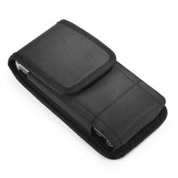 Vertical Holster Belt Clip Carrying Case Pouch for iPhone X