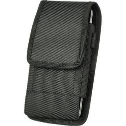 Vertical Holster Belt Clip Carrying Case Pouch for iPhone XR