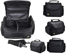 Xit Video Camera Carrying Case Bag For Sony HDR CX900 PJ810