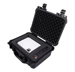 CASEMATIX Waterproof Carrying Case Designed For DBPower T20
