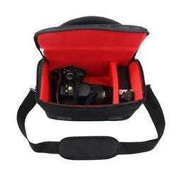 Waterproof Nylon Camera Shoulder Bag Carrying Case for Canon