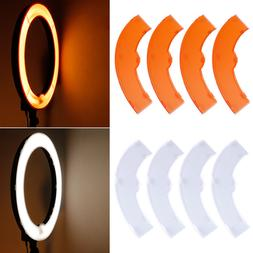 Neewer White Yellow Color Filter for Neewer 600W Ring Fluore