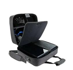 USA Gear xbox, xbox one, 360 carrying case for console and c