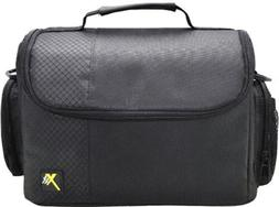 Xit XTCC3 Deluxe Digital Camera/Video Padded Carrying Case,