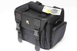 Xit XTCC4 Deluxe Digital Camera/Video Padded Carrying Case,