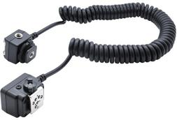 Xit XTSCN Heavy Duty Off-Camera Flash Cords that Stretch to